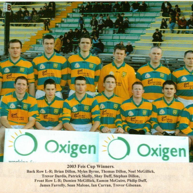Syddan Feis Cup 2003