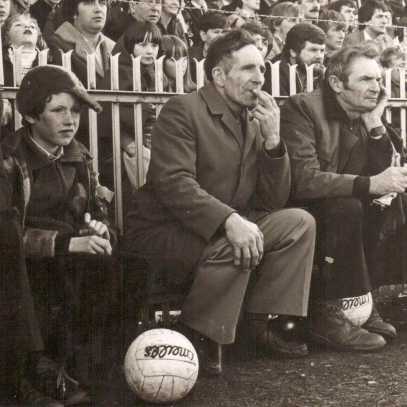 Syddan sideline 1980
